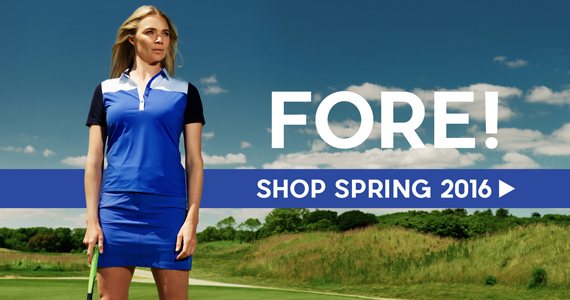 Fore!Shop Spring 2016