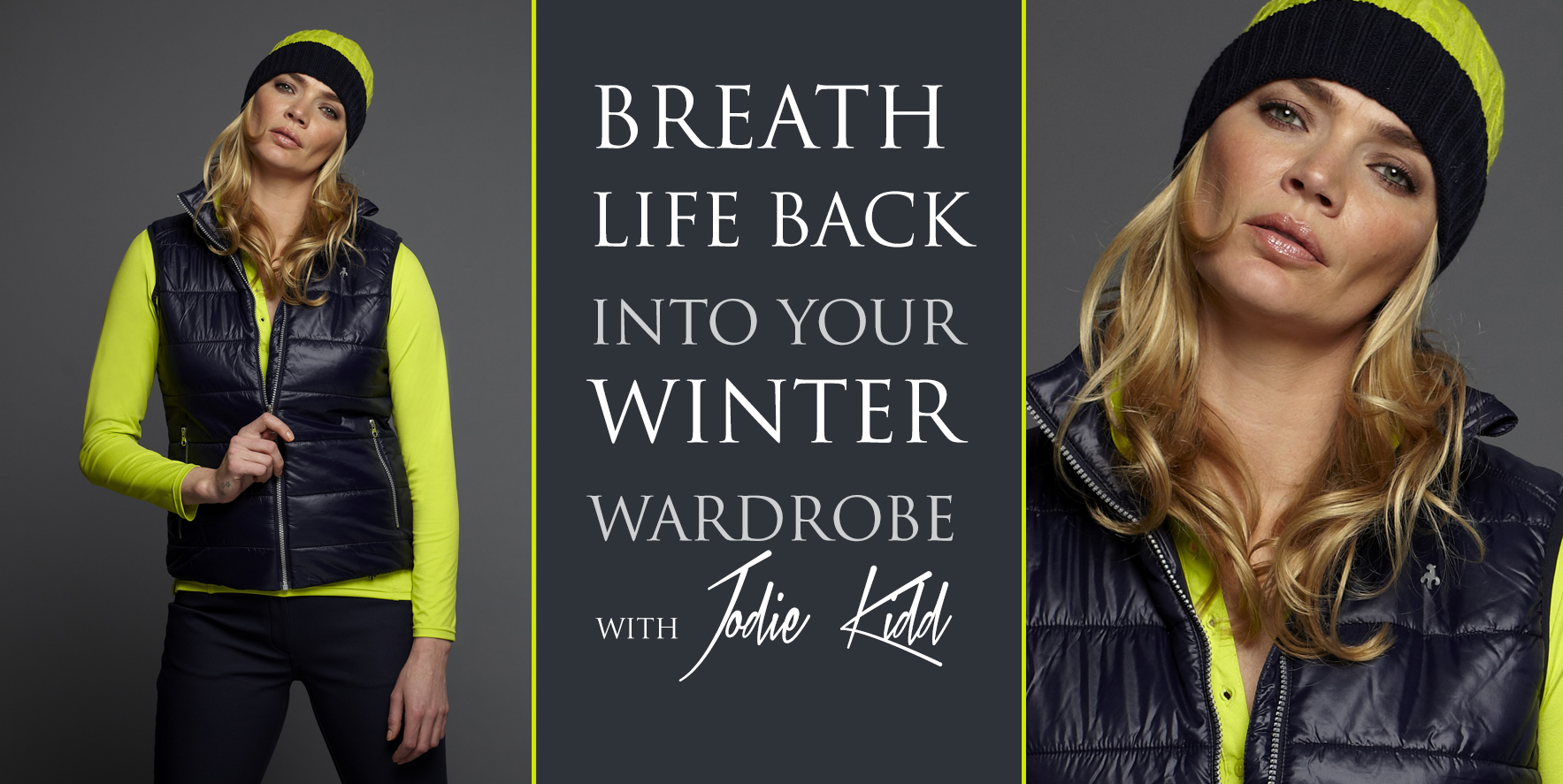 Breath life back into your winter