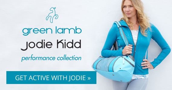 Jodie Kidd Performance Collection - get active with Jodie