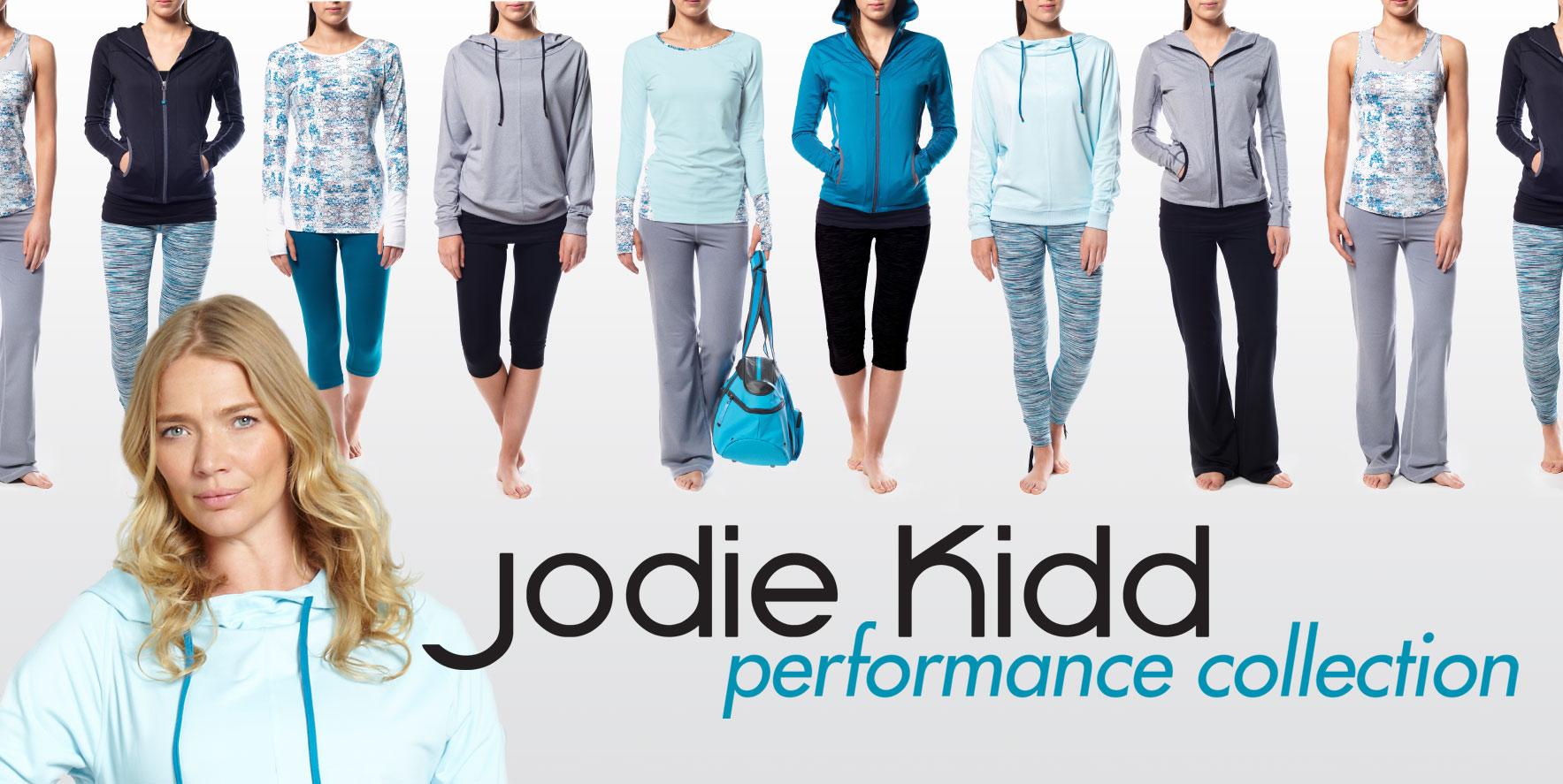 Green Lamb Jody Kidd performance collection